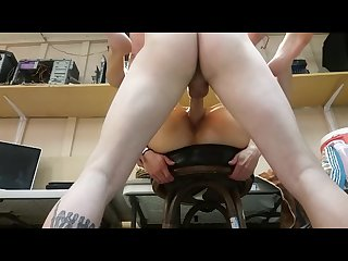 Brother filling his sister s pussy with cum