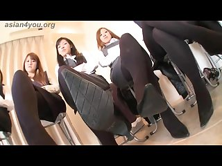 Japanese feet sniffing