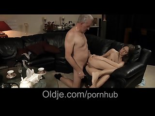 Od david fuck anal the girl of his old fellow
