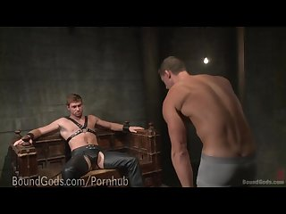House dom tests new slave boy