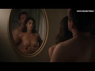 Lizzy caplan sex scene girl on top perky boobs Masters of sex s02e12