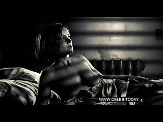 Carla gugino big boobs topless sin city 2005