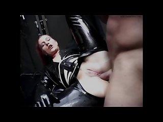 Latex anal control pmv