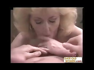 Older woman kitty fox loves younger men