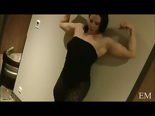 Tall amazon woman
