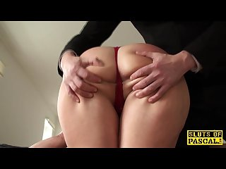 Mature sub assfucked until red raw and ruined