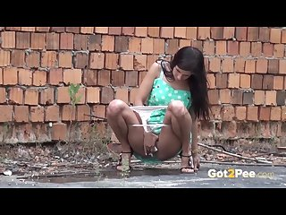 Got2pee Peeing women compilation 003