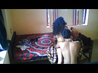Indian couple room sex