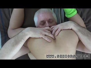 Old man bdsm but she wants a rigid sausage and she knows Mike ock is in