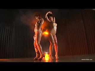 Erotic dancers oil micro bikini kanae ruka wakana minami djdk 020
