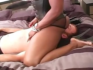 Ebony mistress treasure Facesitting