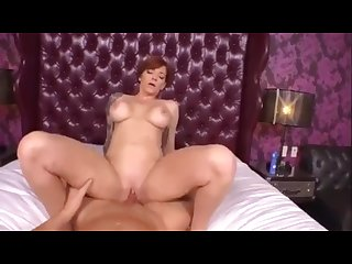 Redhead milf first time movie