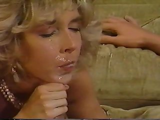Vintage facial cumshots from the 70s 80s and 90s