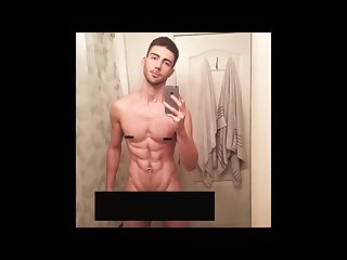 Travis bryant cum tribute Challenge sexy celebrity gay Compliation