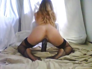 Bbc streched pussy