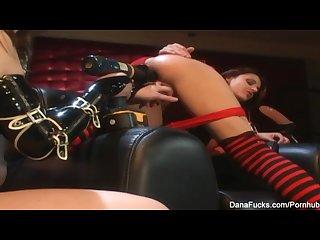 Dana dearmond lesbian bondage fun