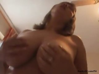 Ex girlfriend having sex and sucking big cock until he cums on her mouth