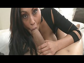 Priya rai sucks a big dick
