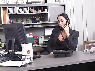 Milfs at work scene 5
