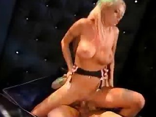 Britney rubbs sucks and fucks your cock
