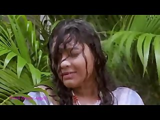 Hot south indian lady lekha pandey s navel licking scene