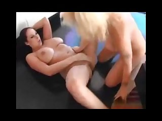 Busty ladies lick Trib to orgasm