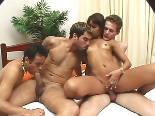 Bi group sex club 6 scene 2