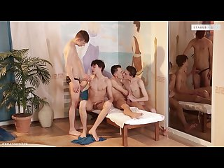 Twinks in love scene 4