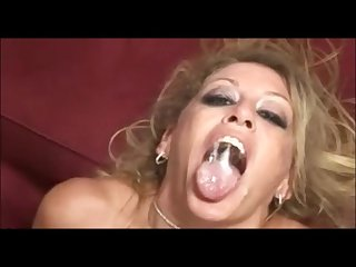 Milf swallow compilation 4