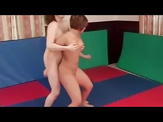 Festelle e89 1 old vs young Wrestling