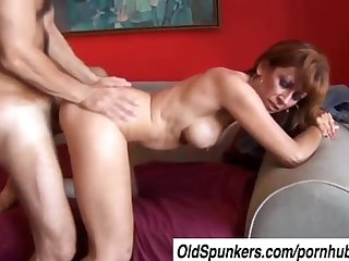 Mikela is a naughty mature honey who loves to fuck