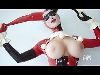 Harley quinn bianca beauchamp cosplay
