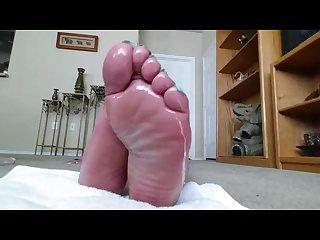 Black soles oil