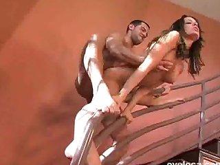 Sexdoll Vanessa lane rides dick