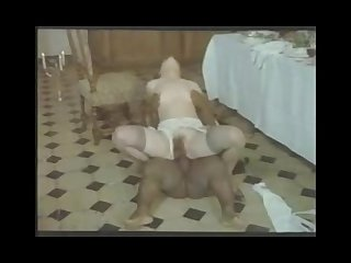 Pale woman and black slave midget midget dwarf cumshots swallow