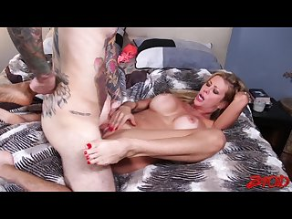 Alexis fawx loves tattooed guys