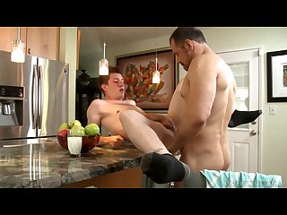 Cock virgins horny daddy fucks son s friend
