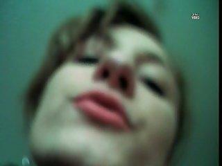 Yvonne kiss and lick pov
