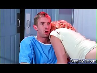 Hardcore Sex Between Doctor And Hot Sluty Patient (Kagney Linn Karter) vid-12