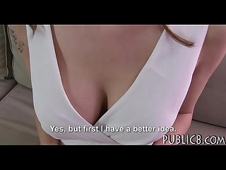 Amateur czech babe fucked for some money