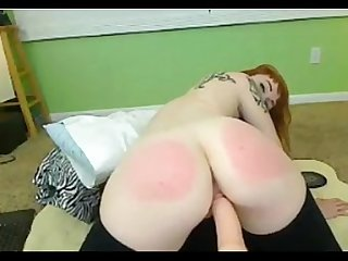 spanking on fuck machine - combocams.com