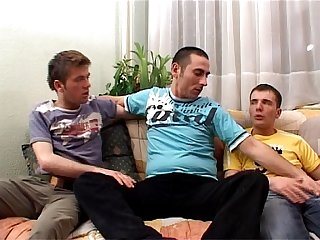 Damaged gay dorm boys scene 3