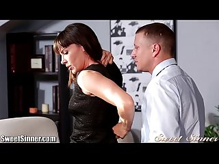Sweetsinner dana dearmond intensly fucked in office