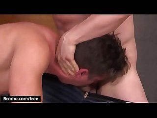 Alexander Motogazzi with Jaxton Wheeler at He Likes It Rough Raw Part 4 Scene 1 - Trailer preview..
