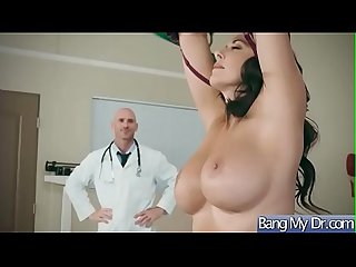 Hardcore Sex adventure with doctor and patient reagan foxx vid 26