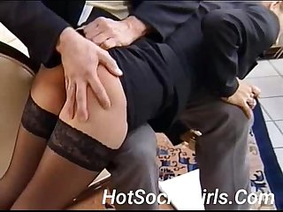 Hotsocialgirls com lazy busty secretary fucked by boss