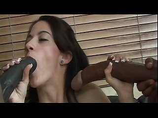 Interracial big black dicks