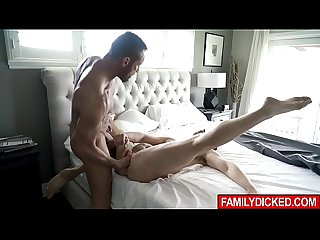 Stepdad assfucks his son ballsdeep!