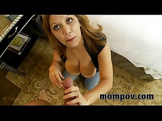 Big tit milf fucking and sucking in hotel