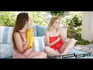 Mom's Swap Teen Lesbian Daughters And Fuck - DaughterSwapHD.com